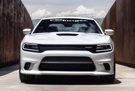 Dodge Charger Script Windshield Banner Decal Sticker Aftermarket Replacement Non Factory Custom Sticker Shop