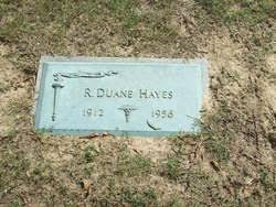 Roscoe Duane Hayes (1912-1956) - Find A Grave Memorial