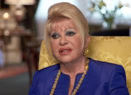 """First Ex"""" Ivana Trump on parenting and the president's tweets - CBS News"""