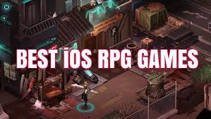 best ios rpg games for iphone ipad and