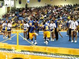 Oscar Smith High School 2009 Homecoming Rally - Jerkin' - YouTube