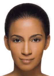 best makeup colors for um dark skin