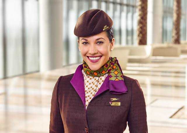 Image result for etihad cabin crew""