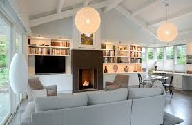 ranch style homes with modern interior