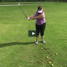 Working with LPGA player Adele Peterson on her wedge game. on Vimeo