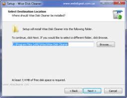 Wise Disk Cleaner 9.77 Crack & Keygen Free Download
