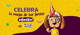 Celebrar El Cumpleanos De Tus Hijos Happy City