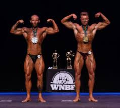 Over 80kgs 1st Adam McDonald 2nd Nathan... - Natural Bodybuilding  Federation of Ireland | Facebook