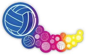 Amazon Com Gt Graphics Express Volleyball 5 Vinyl Sticker For Car Laptop I Pad Waterproof Decal Home Kitchen