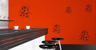 Ladybug Wall Decals Dezign With A Z