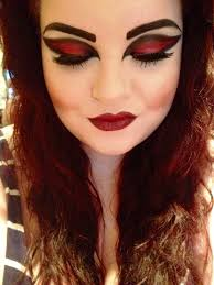makeup for devil costume saubhaya makeup