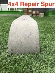 G G Concrete Fence Post Repair Spur 4x4 01322 787312