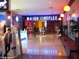 BEST TRAVEL PLACE: Major Cineplex in Tesco Lotus in Chaweng