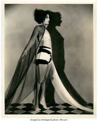 """Evelyn Brent by Otto Dyar (Paramount, 1920s). Still (8"""" X 10"""").. 