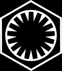 Vinyl Decal Sticker For Windows Star Wars First Order Logo Etc Laptops
