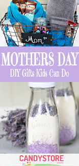 special diy mother s day gifts for mom