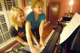 on the job diane boyd piano teacher