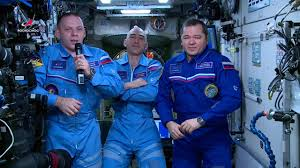 On the Day of cosmonautics the ISS recorded greetings | KXan 36 Daily News