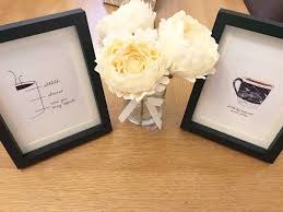 framed inspirational and movie quotes in pr chorley for
