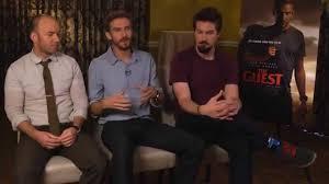 THE GUEST Interview - Dan Stevens, Adam Wingard & Simon Barrett ...
