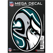 Official Philadelphia Eagles Car Decal Eagles Window Decal Window Decal For Cars Nflshop Com