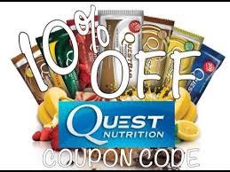 quest nutrition code you