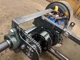 electric drift trike colinfurze