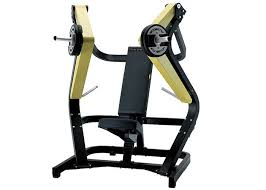 indoor hammer strength mercial gym