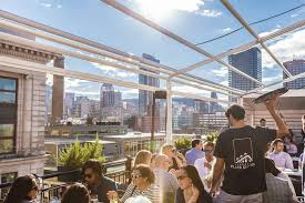the best rooftop bars pools and