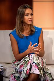 JESSICA ALBA at Fox and Friends in New York – HawtCelebs