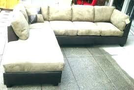 micro fiber sofa they co