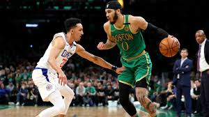 Boston Celtics vs Los Angeles Clippers ...