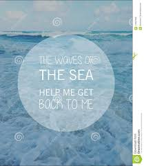 conceptual seascape stock photo image of ocean abstract