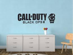 Call Of Duty Black Ops 2 Wall Decal Wall Sticker Usa