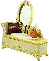 victorian mirror vanity jewelry box