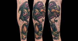 Interleukin - Jesse Smith Tattoos
