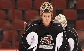"""Tucson Roadrunners on Twitter: """"Goaltender Adin Hill has been recalled from  @RapidCityRush as Justin Peters joins @ArizonaCoyotes. OFFICIAL:  https://t.co/utXTINemyr… https://t.co/K6SWeYAIG9"""""""