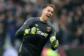 Liverpool complete signing of former West Ham goalkeeper Adrian on same day  Simon Mignolet leaves for Club Brugge