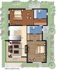 bungalow house plans floor plans