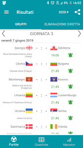 Risultati per Campionato europeo di calcio 2020 for Android - APK Download
