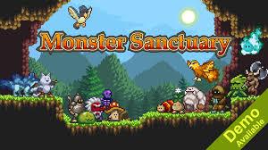 Monster Sanctuary - Monster Taming Metroidvania by Moi Rai Games ...