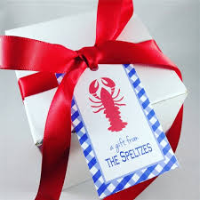 lobster enclosure personalized