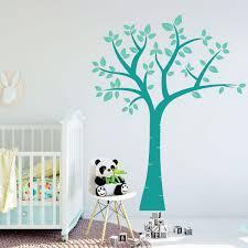 Nursery Wall Decal Tree Vinyl Decor Wall Decal Customvinyldecor Com