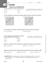 3 4 equations of lines worksheet