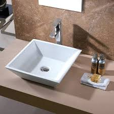 clogged bathroom sink drain solutions