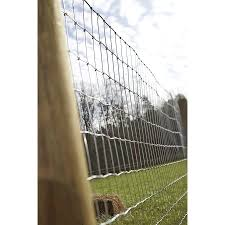 Red Brand Horse Fence 100 Ft X 4 Ft Silver Steel Woven Wire Farm Woven Wire Rolled Fencing In The Rolled Fencing Department At Lowes Com
