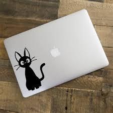 Studio Ghibli Jiji Cat Sticker Kikis Delivery Service Decal Etsy