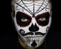 best sugar skull makeup for guys for