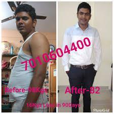 weight loss centres in pukkattupady