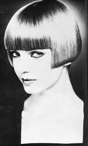 The Iconic Sassoon Box Bob. | Vintage bob hairstyle, Vidal sassoon haircut, Vidal sassoon